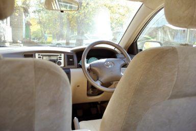 Toyota Comfort 2001 отзыв автора | Дата публикации 08.08.2011.
