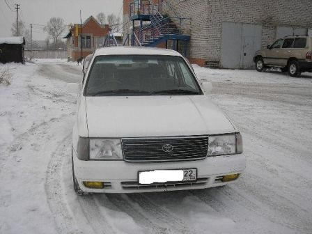 Toyota Comfort 1999 - отзыв владельца