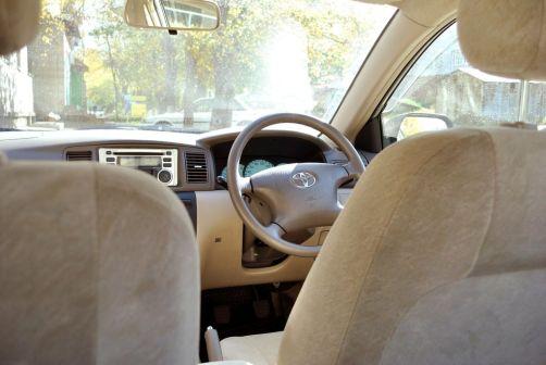 Toyota Comfort 2001 - отзыв владельца