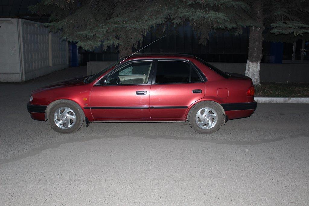 таета карола 1998 автомат