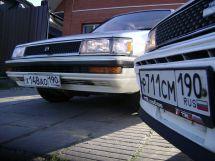 Toyota Corolla, 1986