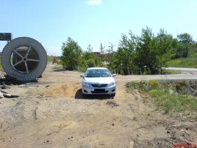 Toyota Corolla 2007 отзыв автора | Дата публикации 24.07.2007.