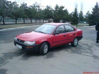 Toyota Corolla, 1992