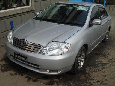 Toyota Corolla, 2003