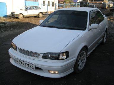 Toyota Corolla 1998 отзыв автора | Дата публикации 31.10.2009.