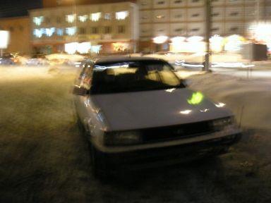 Toyota Corolla 1983 отзыв автора | Дата публикации 01.11.2009.