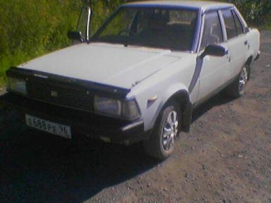 Toyota Corolla 1983 отзыв автора | Дата публикации 20.11.2009.
