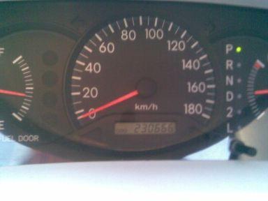 Toyota Corolla 2001 отзыв автора | Дата публикации 06.12.2009.