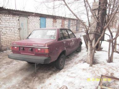 Toyota Corolla, 1982