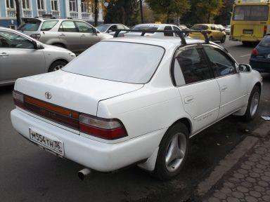 Toyota Corolla 1994 отзыв автора | Дата публикации 12.06.2011.