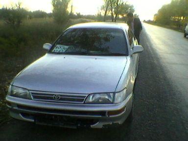 Toyota Corolla 1994 отзыв автора | Дата публикации 21.10.2011.