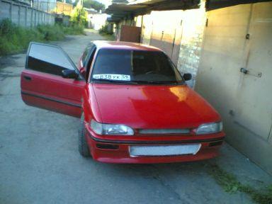Toyota Corolla 1993 отзыв автора | Дата публикации 15.11.2011.