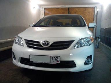 Toyota Corolla 2011 отзыв автора | Дата публикации 30.01.2012.