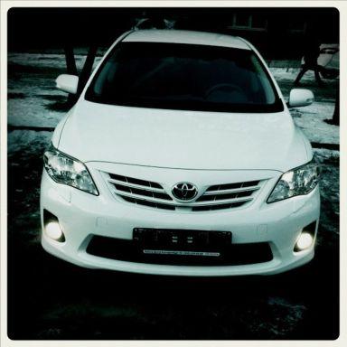 Toyota Corolla 2011 отзыв автора | Дата публикации 02.02.2012.