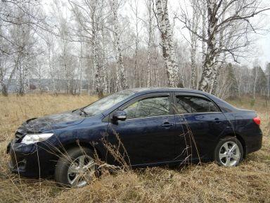 Toyota Corolla 2011 отзыв автора | Дата публикации 17.04.2012.