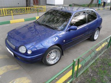 Toyota Corolla 1998 отзыв автора | Дата публикации 30.04.2012.