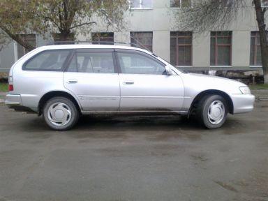 Toyota Corolla 1998 отзыв автора | Дата публикации 03.05.2012.