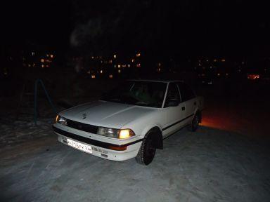 Toyota Corolla, 1990
