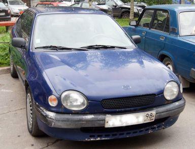 Toyota Corolla 1998 отзыв автора | Дата публикации 27.09.2012.