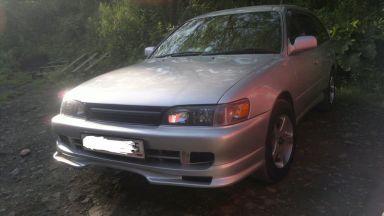 Toyota Corolla 1998 отзыв автора | Дата публикации 12.11.2012.