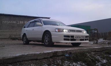 Toyota Corolla 1998 отзыв автора | Дата публикации 09.02.2013.