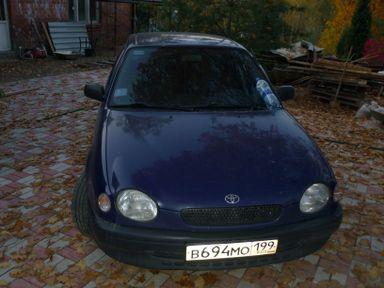 Toyota Corolla 1998 отзыв автора | Дата публикации 04.03.2013.