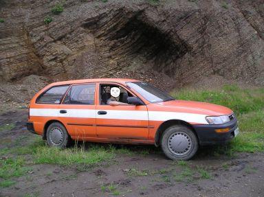 Toyota Corolla 1993 отзыв автора | Дата публикации 04.03.2013.