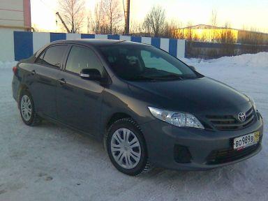 Toyota Corolla, 2010