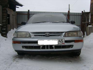 Toyota Corolla 1992 отзыв автора | Дата публикации 28.05.2013.