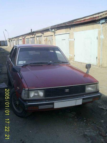 Toyota Corolla 1983 - отзыв владельца