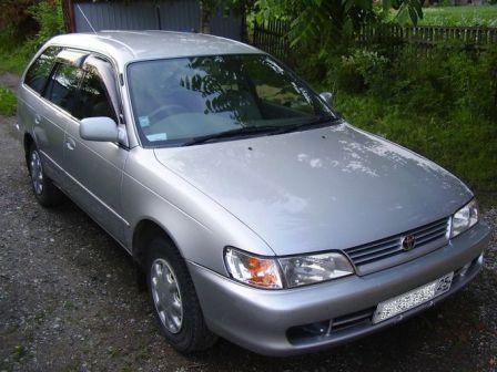 Toyota Corolla 1999 - отзыв владельца