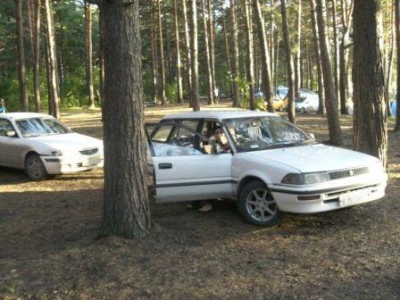 Toyota Corolla  - отзыв владельца