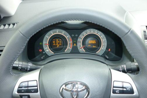 Toyota Corolla 2011 - отзыв владельца