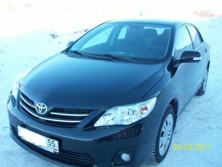 Toyota Corolla 2010 - отзыв владельца