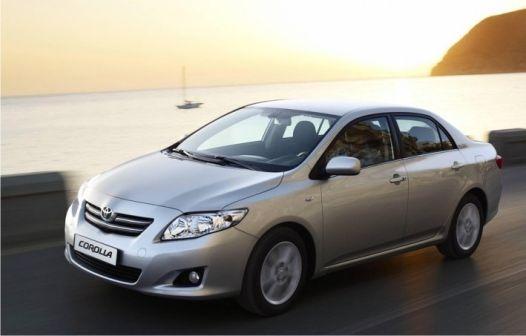 Toyota Corolla 2009 - отзыв владельца