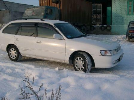 Toyota Corolla 1998 - отзыв владельца