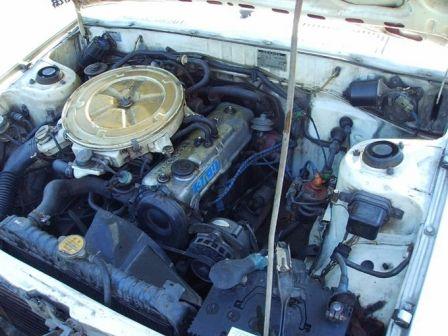 Toyota Corolla 1979 - отзыв владельца