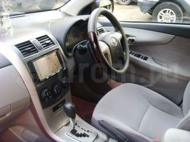 Toyota Corolla Axio, 0