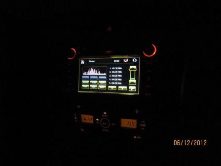 Toyota Corolla Axio 2008 - отзыв владельца