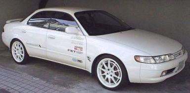Toyota Corolla Ceres, 1996