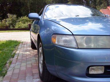 Corolla Ceres 1994 отзыв автора | Дата публикации 25.05.2012.