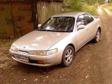 Toyota Corolla Ceres 1991 - отзыв владельца