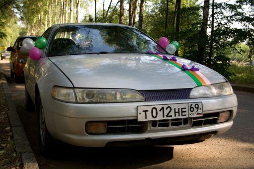 Toyota Corolla Ceres 1995 - отзыв владельца