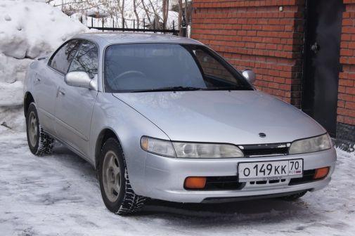 Toyota Corolla Ceres 1993 - отзыв владельца