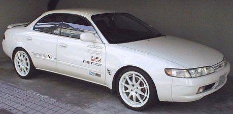 Toyota Corolla Ceres 1996 - отзыв владельца