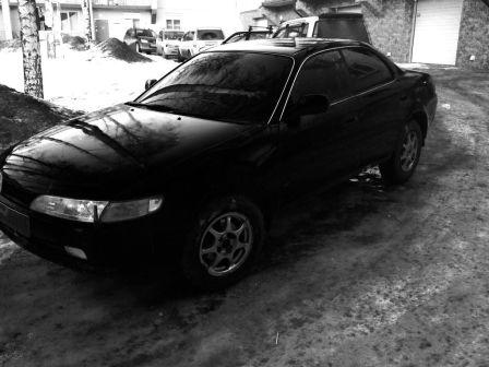 Toyota Corolla Ceres 1992 - отзыв владельца
