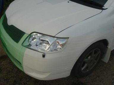 Toyota Corolla Fielder, 2004