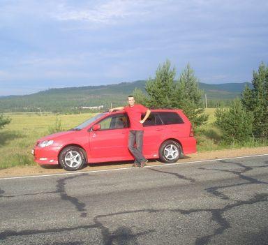 Corolla Fielder 2000 отзыв автора | Дата публикации 24.07.2010.