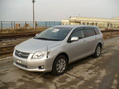 Toyota Corolla Fielder, 0