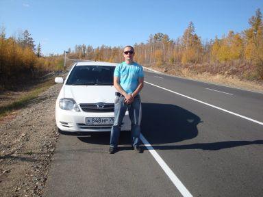 Corolla Fielder 2003 отзыв автора | Дата публикации 01.07.2012.